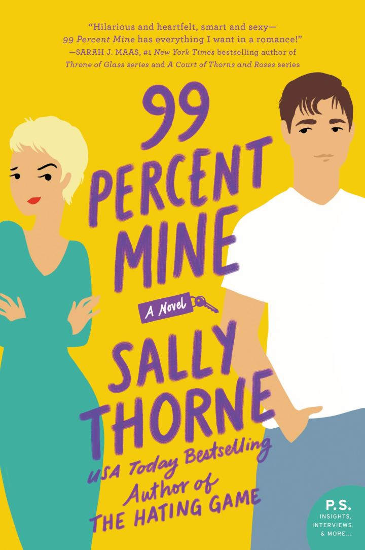 Review: 99 Percent Mine