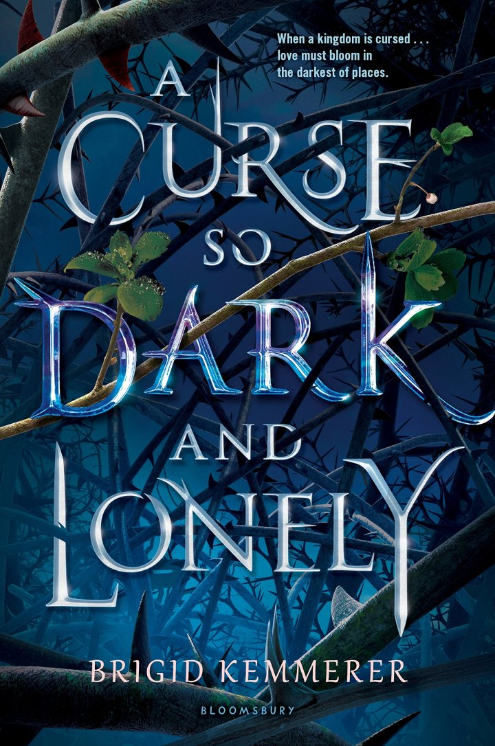 Book Review: A Curse So Dark and Lonely by Brigid Kemmerer
