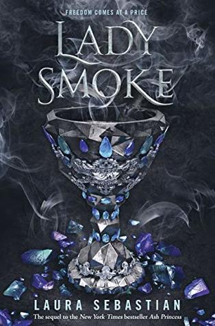 Book Review: Lady Smoke by Laura Sebastian