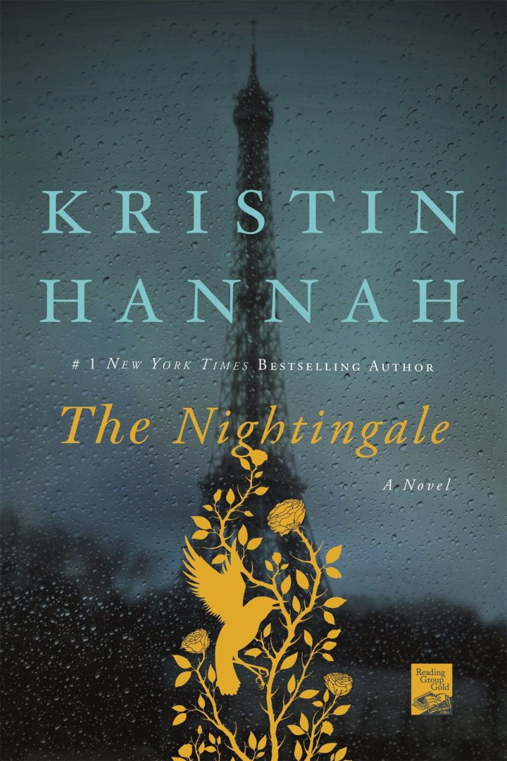 Book Review: The Nightingale by KristinHannah