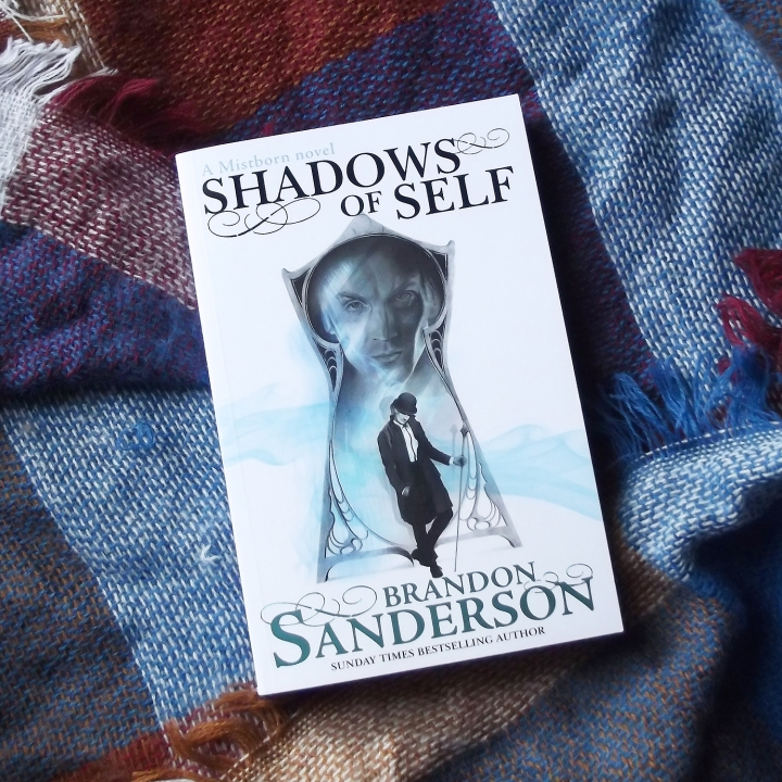 The Alloy of Law and Shadows of Self by BrandonSanderson