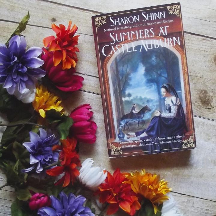 Summers at Castle Auburn by SharonShinn