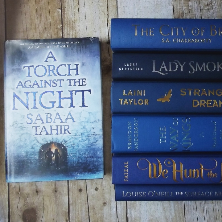 A Torch Against the Night (An Ember in the Ashes #2) by Sabaa Tahir