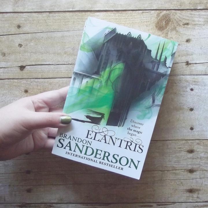 Elantris by BrandonSanderson