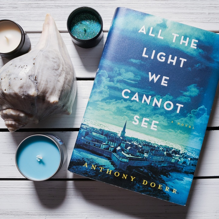 All the Light We Cannot See by AnthonyDoerr