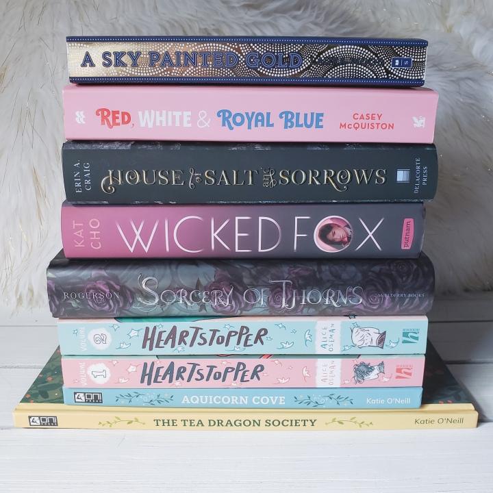 Best Books of Summer2019!