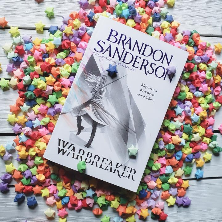 Warbreaker by BrandonSanderson