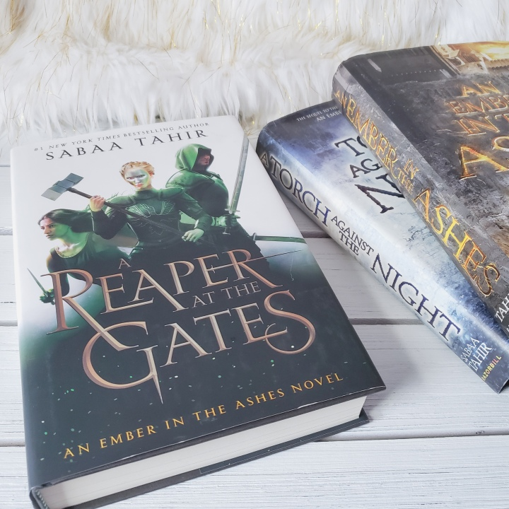 A Reaper at the Gates (An Ember in the Ashes #3) by Sabaa Tahir