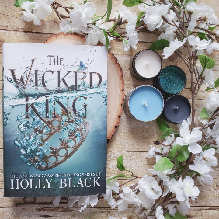 Reread Review: The Wicked King (The Folk of Air #2) by Holly Black