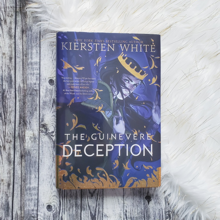 The Guinevere Deception (Camelot Rising #1) by Kiersten White