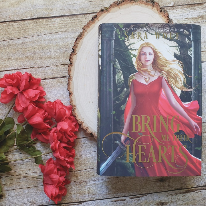 Reread Review: Bring Me Their Hearts (Bring Me Their Hearts #1) by Sara Wolf
