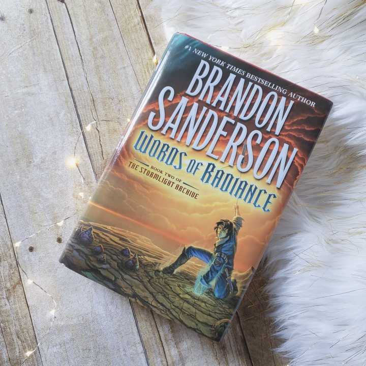 Words of Radiance (The Stormlight Archive #2) by Brandon Sanderson