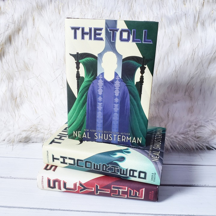 The Toll (Arc of a Scythe #3) by Neal Shusterman