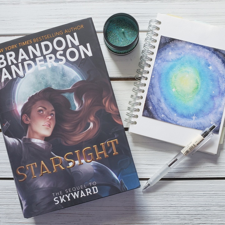 Starsight (Skyward #2) by Brandon Sanderson