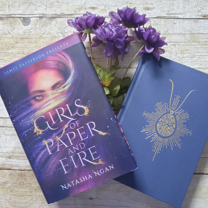Girls of Paper & Fire (Girls of Paper & Fire #1) by Natasha Ngan