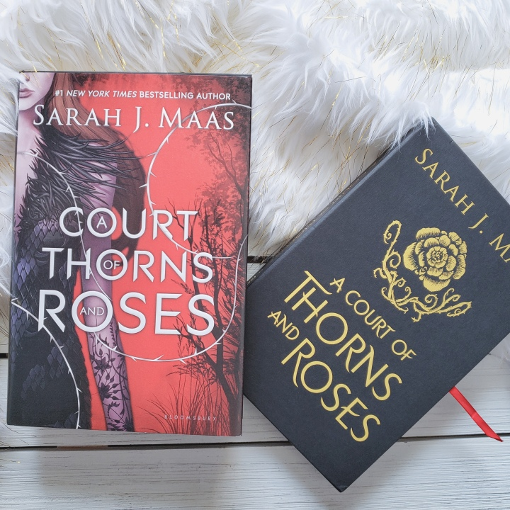 A Court of Thorns and Roses (ACOTAR #1) by Sarah J. Maas