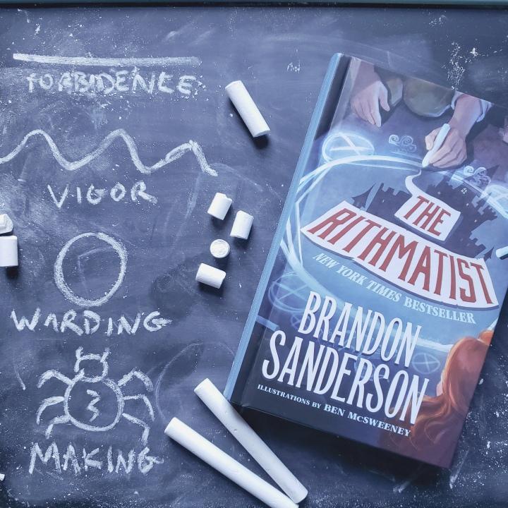 The Rithmatist by BrandonSanderson