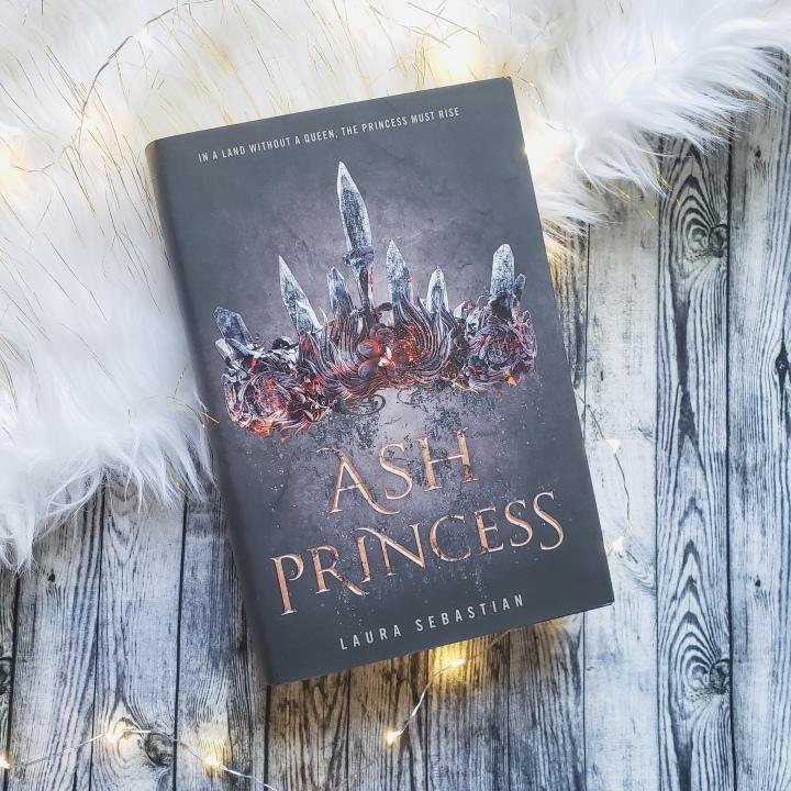Ash Princess (Ash Princess #1) by LauraSebastian