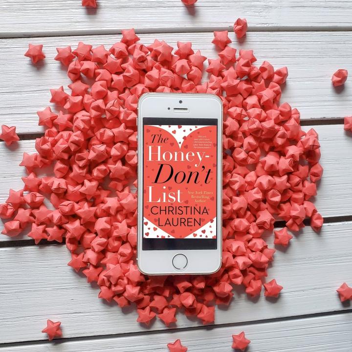 The Honey-Don't List by ChristinaLauren