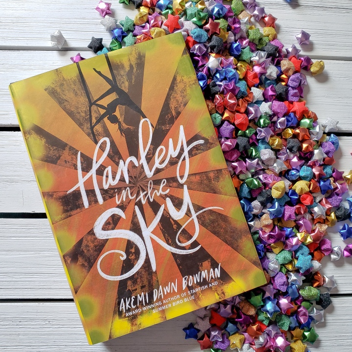 Harley in the Sky by Akemi DawnBowman