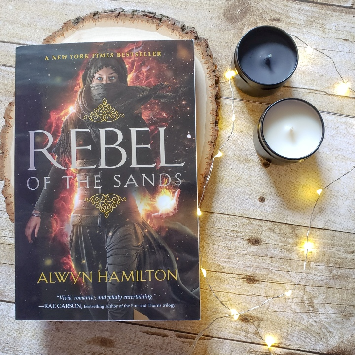 Rebel of the Sands (Rebel of the Sands #1) by Alwyn Hamilton