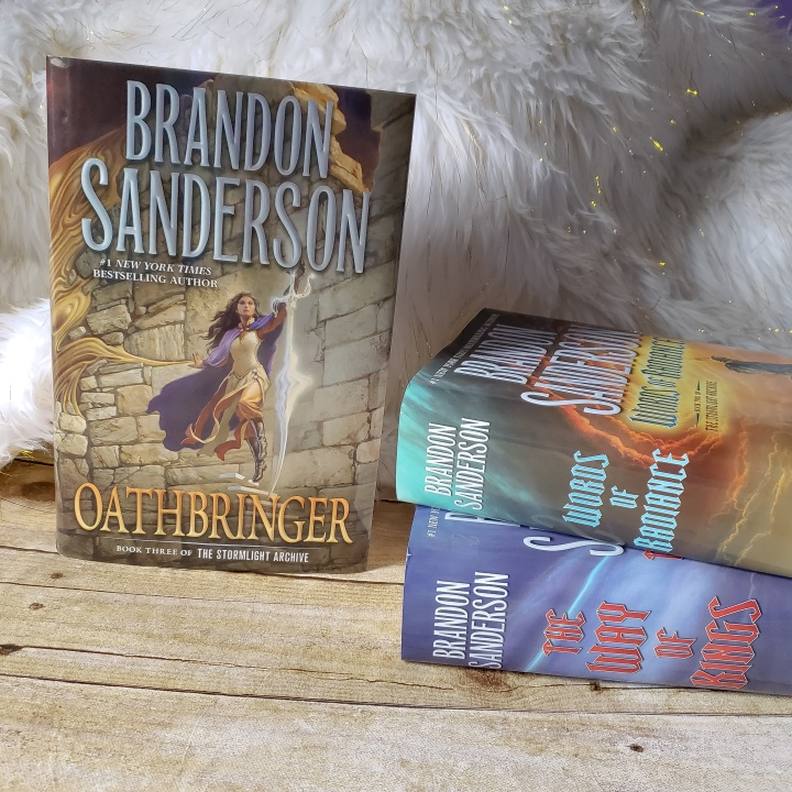 Oathbringer (The Stormlight Archive #3) by Brandon Sanderson
