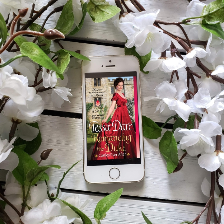 Romancing the Duke (Castles Ever After #1) by TessaDare