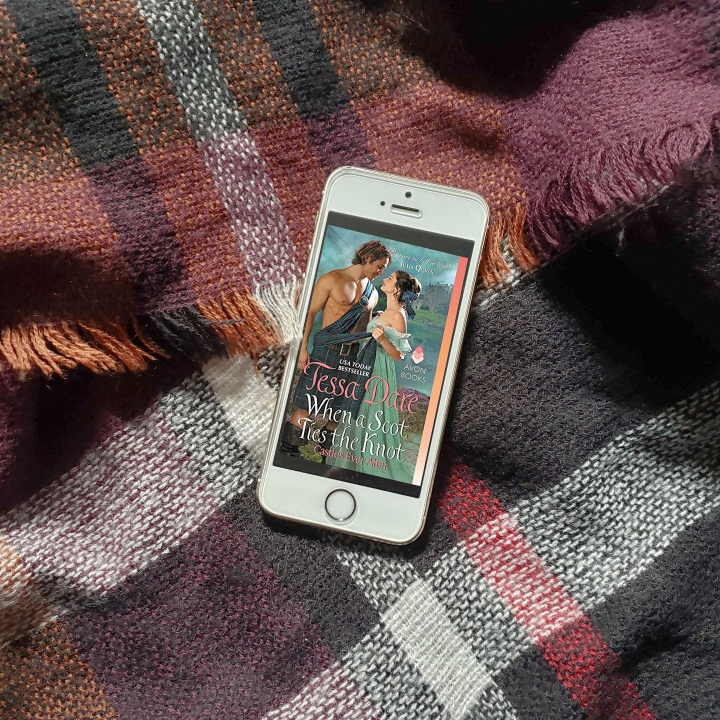 When a Scot Ties the Knot (Castles Ever After #3) by TessaDare