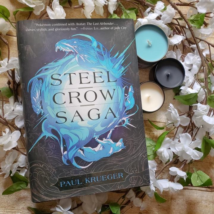 Steel Crow Saga by PaulKrueger