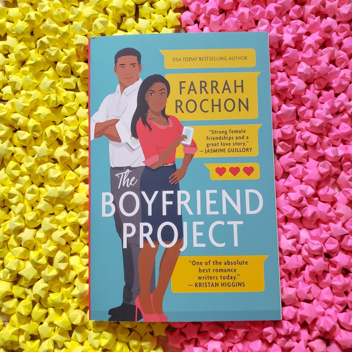 The Boyfriend Project by FarrahRochon