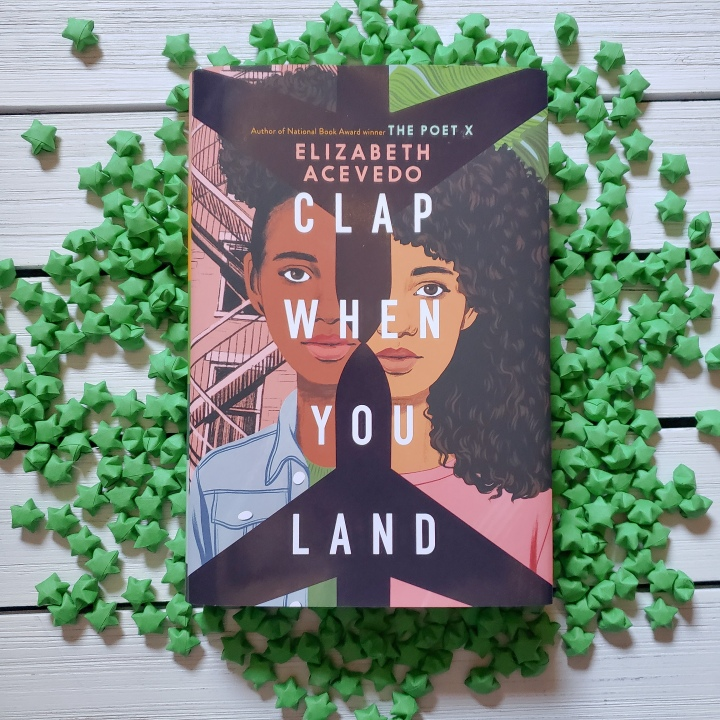 Clap When You Land by ElizabethAcevedo