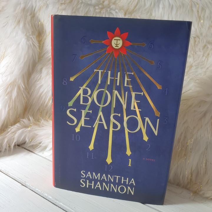 The Bone Season (The Bone Season #1) by SamanthaShannon