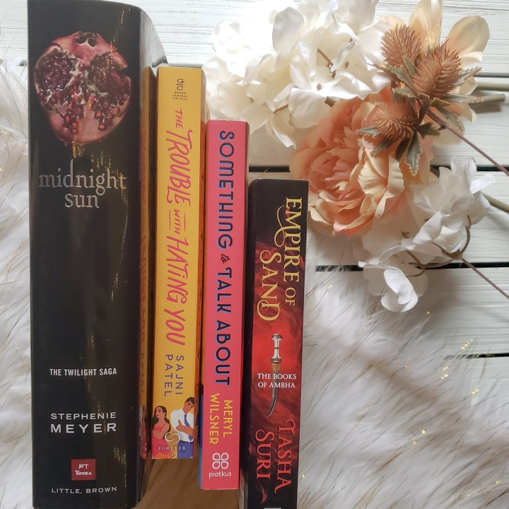 September Wrap Up & Haul!
