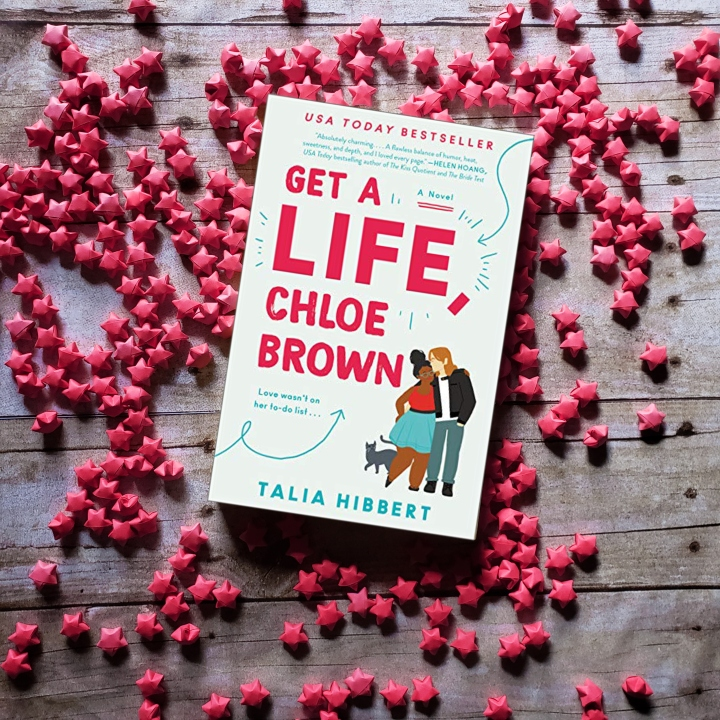 Get a Life, Chloe Brown (The Brown Sisters #1) by TaliaHibbert