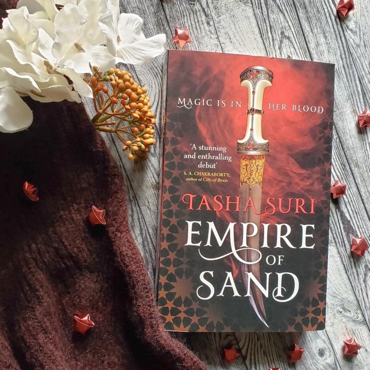 Empire of Sand (The Books of Ambha #1) by TashaSuri