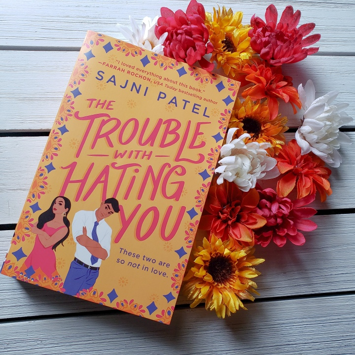 The Trouble with Hating You by SajniPatel