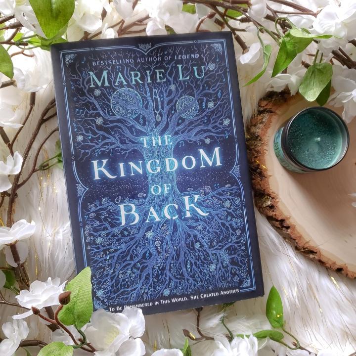 The Kingdom of Back by MarieLu