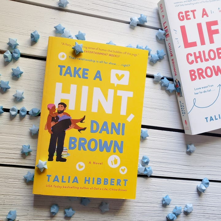 Take a Hint, Dani Brown (The Brown Sisters #2) by TaliaHibbert