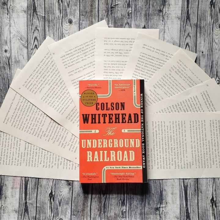 The Underground Railroad by ColsonWhitehead