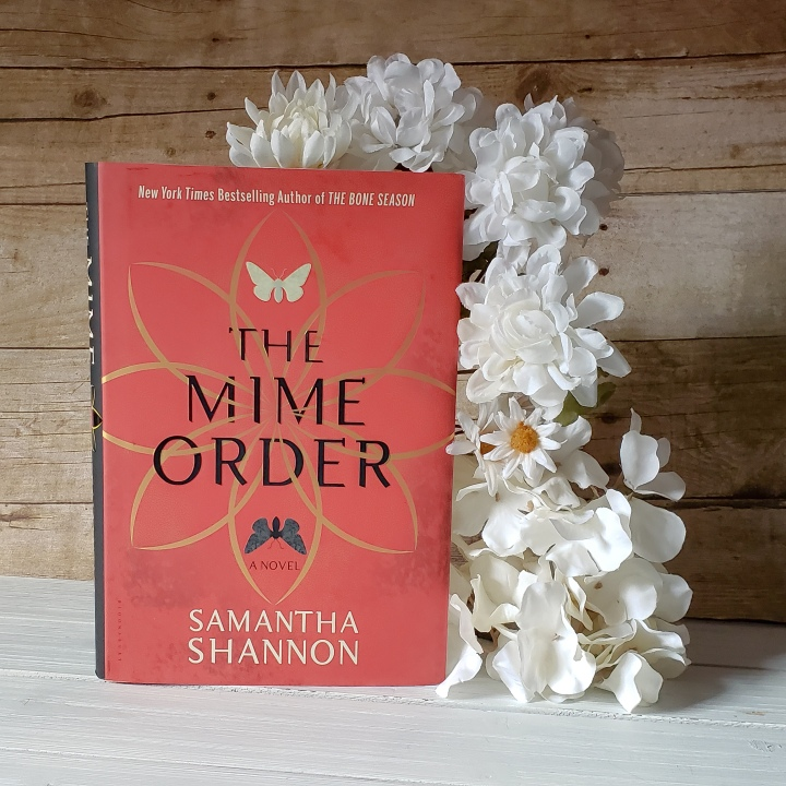 The Mime Order (The Bone Season #2) by Samantha Shannon