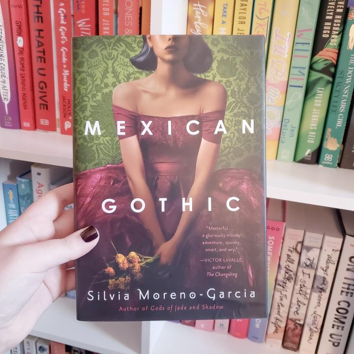 Mexican Gothic by SilviaMoreno-Garcia