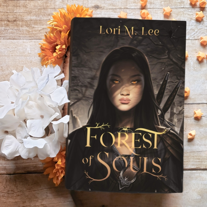 Forest of Souls (Shamanborn #1) by Lori M.Lee