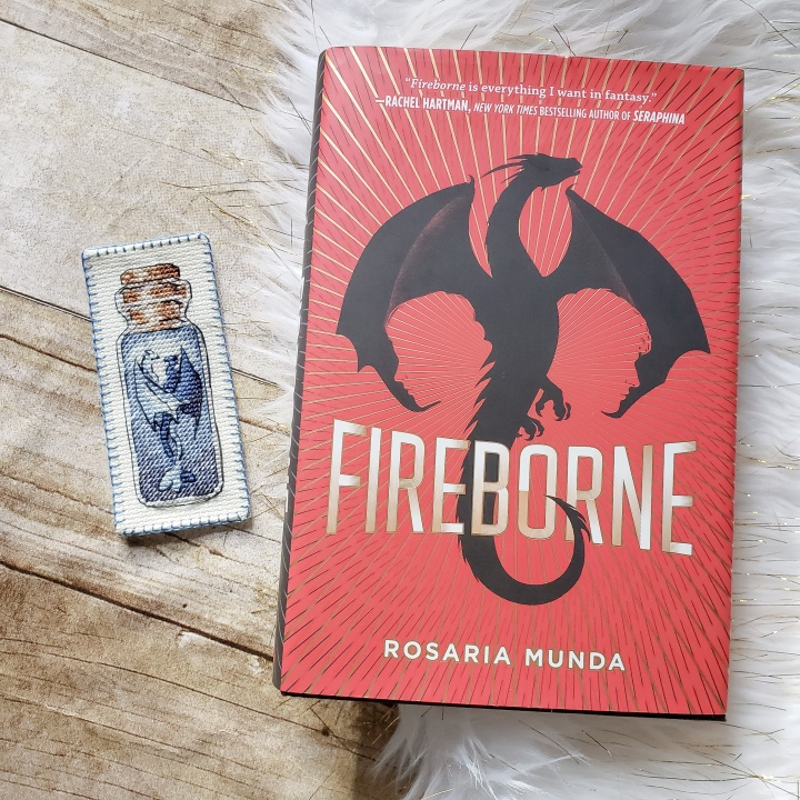 Fireborne (The Aurelain Cycle #1) by Rosaria Munda