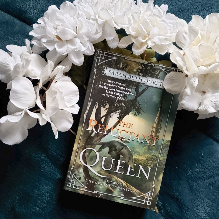 The Reluctant Queen (The Queens of Renthia #2) by Sarah Beth Durst