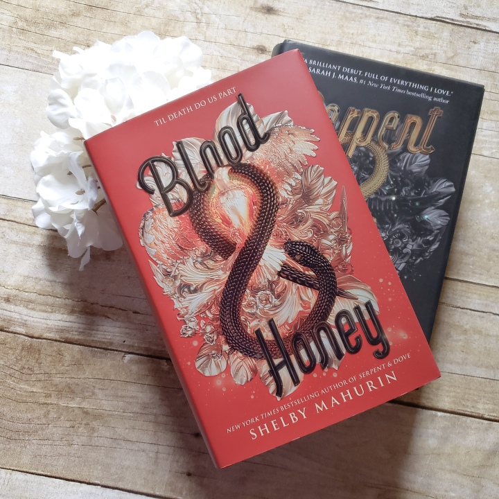 Blood & Honey (Serpent & Dove #2) by Shelby Mahurin