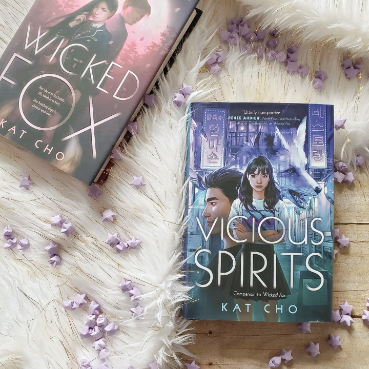 Vicious Spirits (Gumiho #2) by KatCho