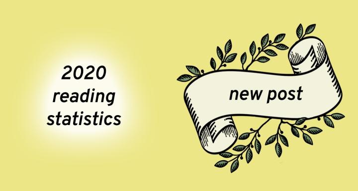 2020 Reading Statistics!