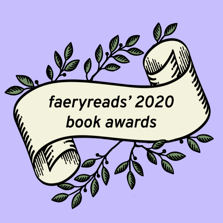 faeryreads' 2020 Book Awards!